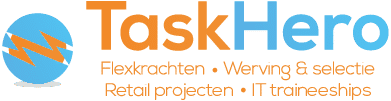 Werken bij TaskHero logo