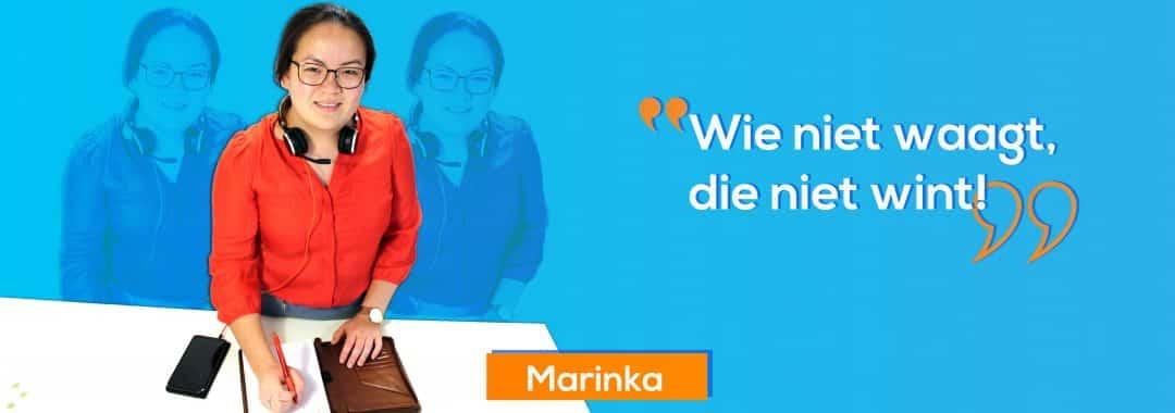 De Helden van Kantoor: Marinka