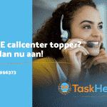 Thuiswerken als callcentermedewerker | Parttime & Fulltime