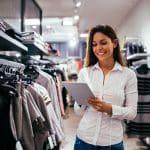 Werken als shopmanager in een modezaak?